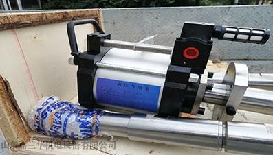 高压气动泵JLH35-1.6L-Q