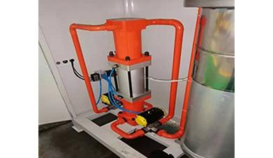 JLH-A2000润滑脂定量加注装置